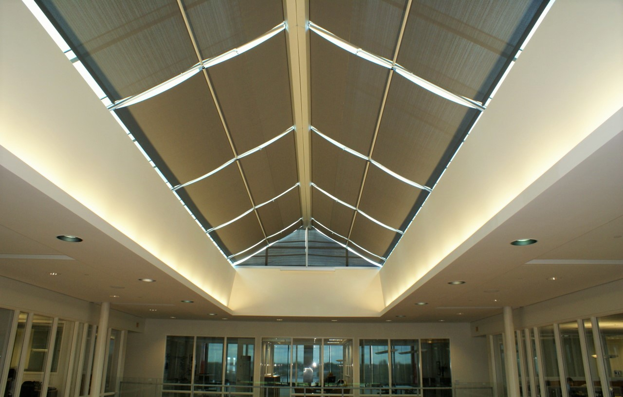 In System Skylights : Specialty skylight systems gline